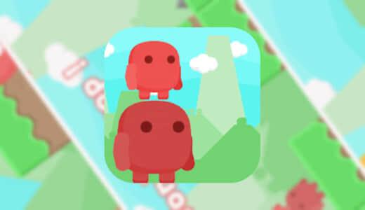 アクションアプリゲーム【Don't Drop!!】子どもを無事に親の元まで送り届けよう!