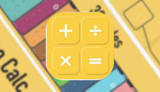 【Newmo Calc -Calculator- 】自分好みに電卓をカスタマイズ!